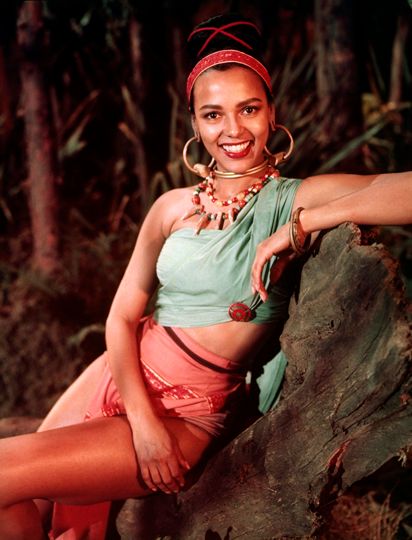 Dorothy Dandridge - Picture Hot