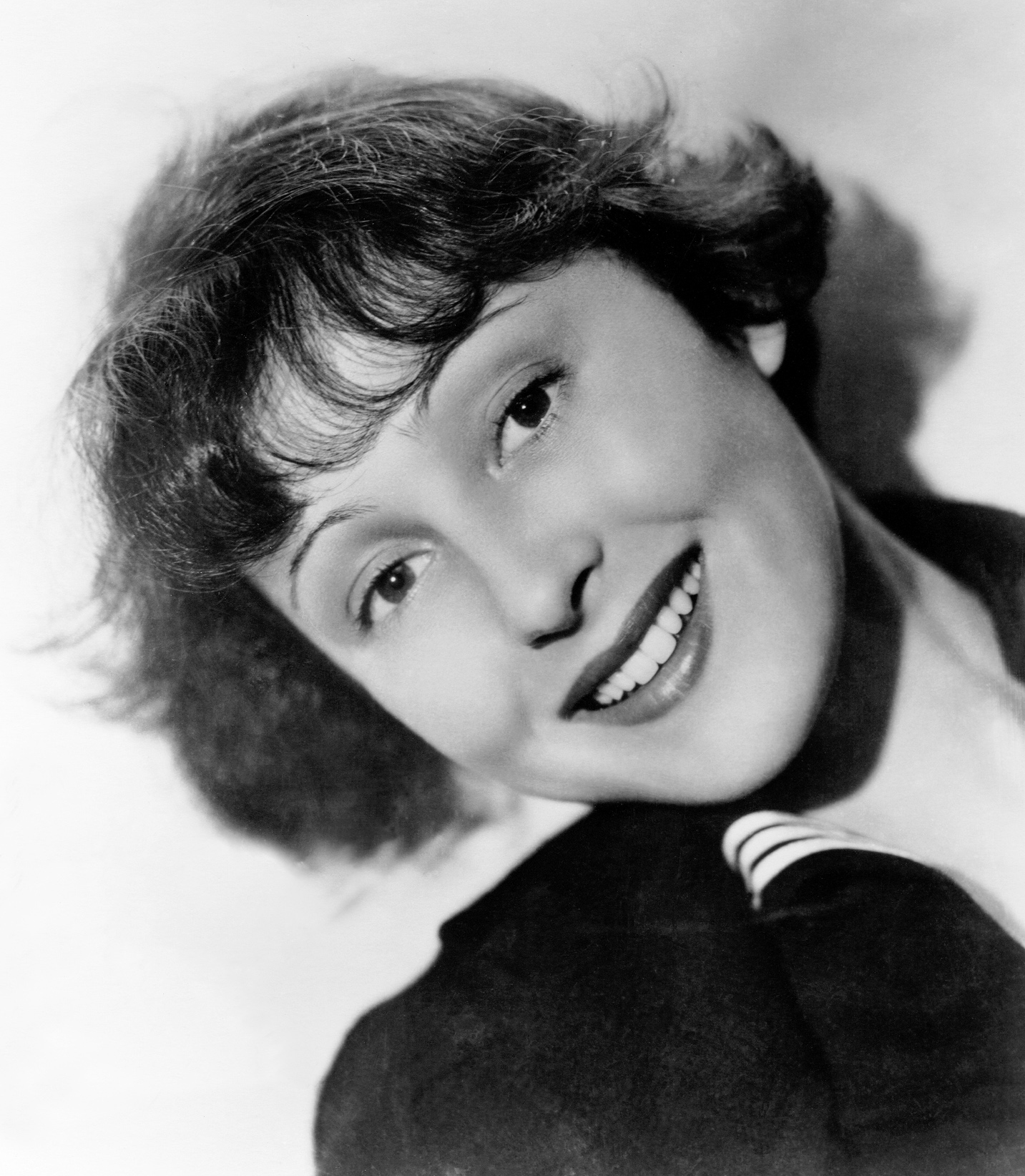 Friday Glam Spam: Luise Rainer | Garbo Laughs